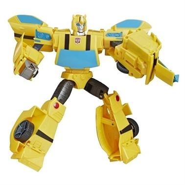 Transformers Transformers Cyberverse Dev Figür Bumblebee Renkli